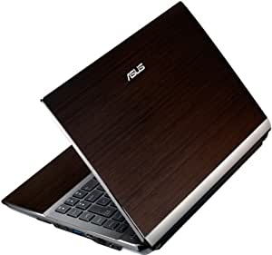 Asus U33JC-RX198X U33 series, 2660 MHz, Intel Core i5, i5-480M, Intel HM55 Express, 2.5 GT/s, 3 MB (Teclado inglés QWERTY) [importado de Reino Unido]