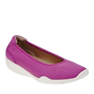 Footsmart Women S Stretchies Joyce Slip On Shoes