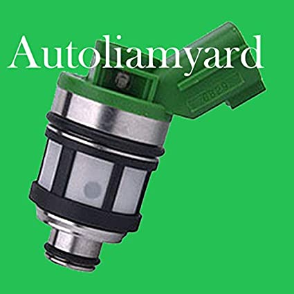 Amazon.com: 4X 16600-0Z800 Fuel Injector Compatible with ... on