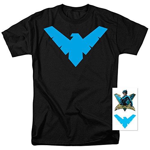 Popfunk Nightwing Logo T Shirt