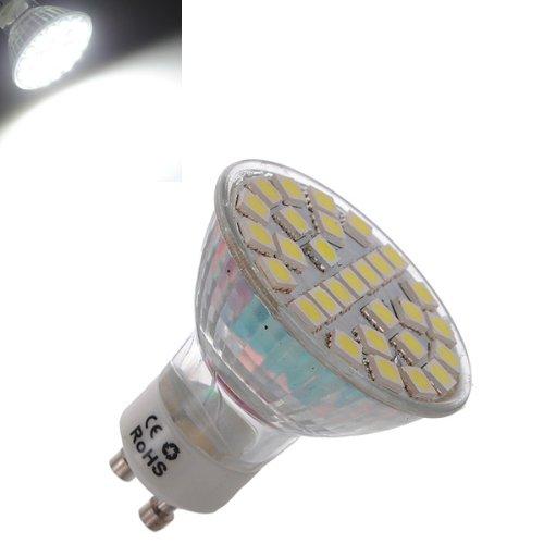 T10 AC/DC 12V 2W LED Bulb Lights Lamps White - 8