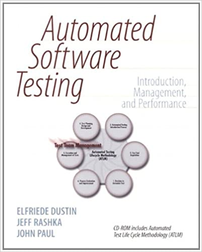 Automated software testing introduction management and automated software testing introduction management and performance introduction management and performance 1st edition kindle edition fandeluxe Image collections