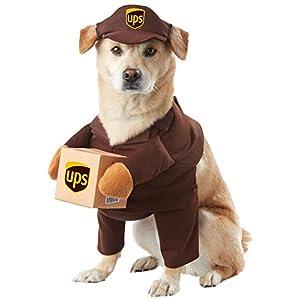 California Costumes UPS Pal Pet Costume- 85