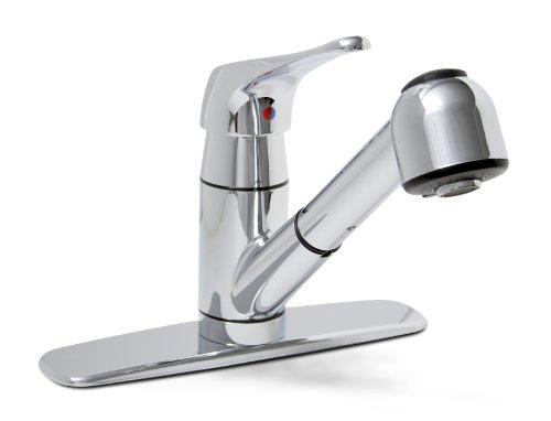 Premier 120158 Sonoma Pull-Out Kitchen Faucet, Chrome by Premier