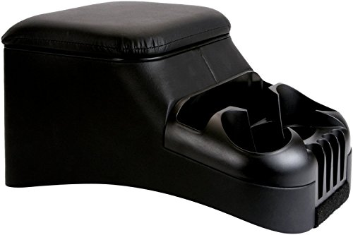 (TSI Products 30011 Clutter Catcher Black Bench Seat Console)