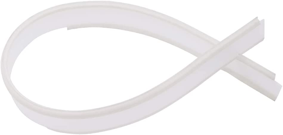 809006501 Dishwasher Bottom Gasket Replacement Door Seal Compatible with Frigidaire Kenmore AP5809675,PS9495545