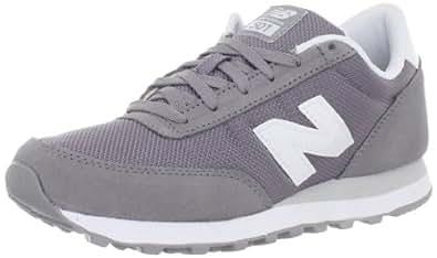 New Balance Women's WL501 Sneaker,Grey/Silver,8 B US