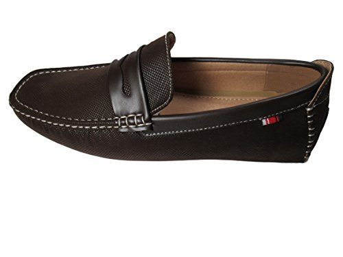 Phat Farm Sarasota Mens Slip On Brown JlpuY9