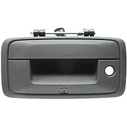 Rostra 250-8622 Tailgate Latch Handle Camera For 2014-2017 Chevrolet Silverado / GMC Sierra Trucks