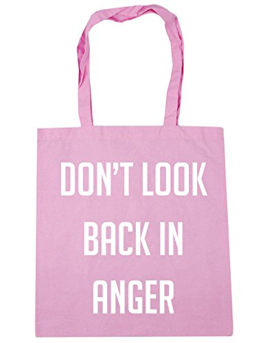10 Tote Beach Classic Shopping HippoWarehouse anger look Pink back litres 42cm Bag x38cm Gym in Don't xp7pqX