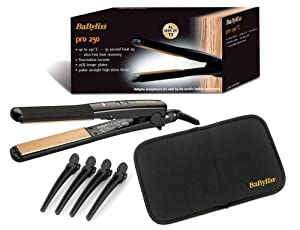 babyliss 2085u pro 230 straightener black. Black Bedroom Furniture Sets. Home Design Ideas
