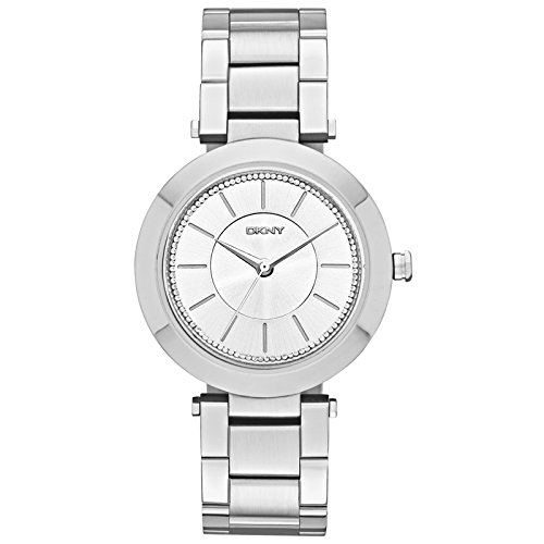 DKNY Women's NY2285 STANHOPE Silver Watch