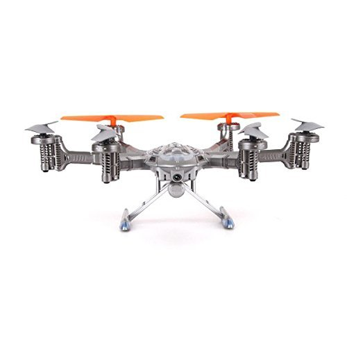 Walkera QR Y100 Wi-Fi FPV Mini HexaCopter Video Camera (Silver)