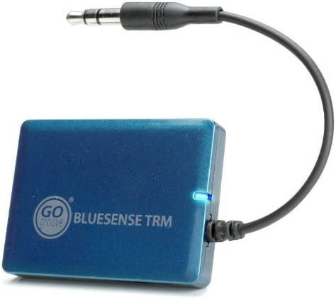 Amazon Com Gogroove Bluesense Trm 3 5mm Aux To Bluetooth Transmitter Wireless Adapter Connect To Headphone Jack On Ipod Mp3 Player Stereo Laptop To Pair W Wireless Bluetooth Headphones Speakers