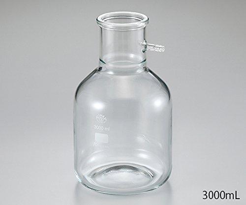 アズワン2-8623-01濾過瓶3L B07BD2TG8J