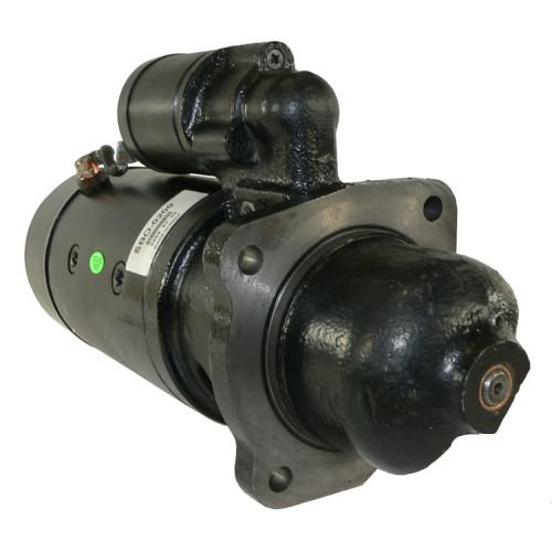 16a Alternator (DB Electrical SBO0200 New Starter For Tractor Truck Atlas Copco Deutz Iveco,Dx4-51 Dx6.31 Dx6.50 Dx7-10 Intrac 6.60 Dsl, Dx Series withKhd Bf6L913 Engine IS0619 MS108 0-001-365-004 116-3758 71359418-2)