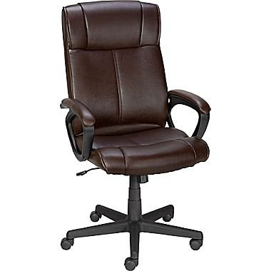 Staples Turcotte Luxura High Back Executive Chair