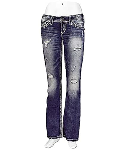 Silver Pioneer Jeans Fit Guide Expert User Guide