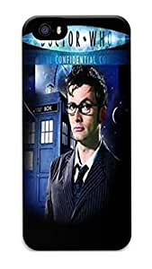 iPhone 5S Cases & Covers VUTTOO Doctor Who Confidential Custom PC Hard Case Cover for iPhone - 5S