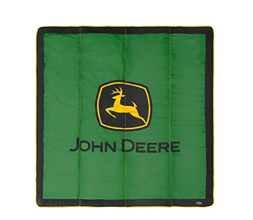 - JJ Cole John Deere Outdoor Blanket, 5