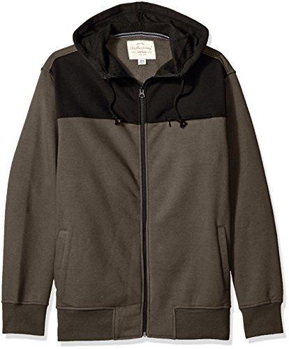 Vintage Fleece Hooded Zip Sweatshirt - 9