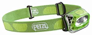 Petzl E91 PL Tikkina 2 Headlamp, Lime Green