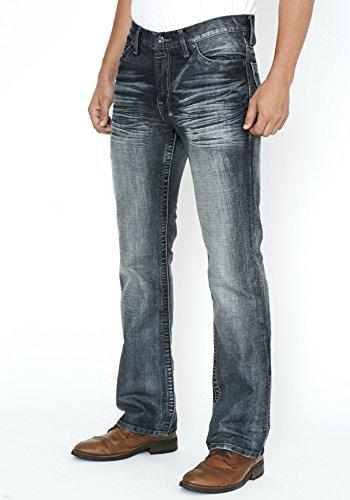 Classic Fit Boot Cut Pant - 5