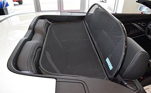 2016-2018 Camaro Convertible Wind Deflector Air Stop Screen (Camaro Convertible Parts)