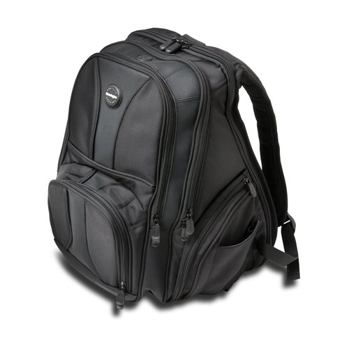 - Kensington Contour Overnight TSA Checkpoint-Friendly Backpack and Laptop Case for 15.6-Inch Laptops (K62594AM)