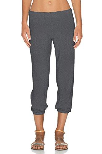 Cropped Capri Sweatpants - 4