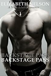 Backstage Pass (The Backstage Pass Rock Star Romance Book 1)