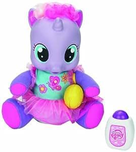 My Little Pony - Lily Pony, sonidos de cosquillas y risitas (Hasbro A3826188)