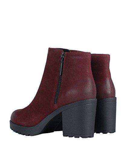 Vagabond - zapatos mujer granate