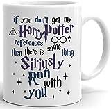 If You Don't Get My Harry Potter Mug Mugs Birthday Christmas