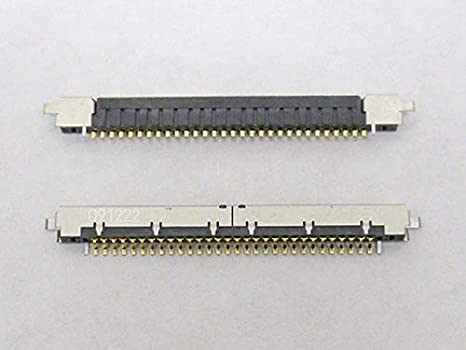 """I-PEX 30 PIN LCD LED LVDS Cable Connector For iMac 27/"""" A1312 2009 2010 US"""