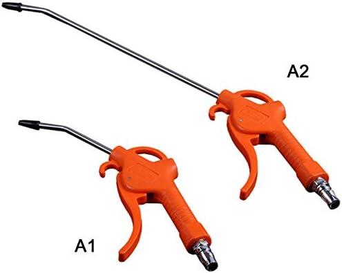 herramienta de limpieza puerto de rosca hembra PT Pistola de aire de alta presi/ón neum/ática de 1//4 de pulgada