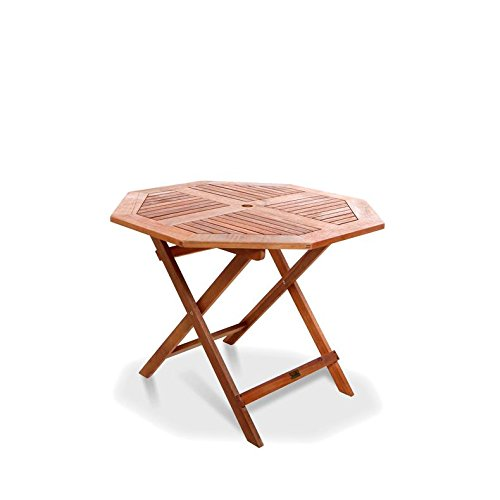 BillyOh Windsor Garden Table - 1.0m Octagonal Folding