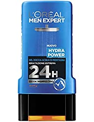 LOréal Paris Men Expert Mountain Water Gel ,Hydra Power ,300 ml /
