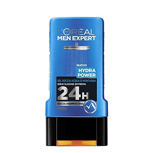 L'Oréal Paris Men Expert Mountain Water Gel ,Hydra Power ,300 ml / 10.1oz by Men Expert