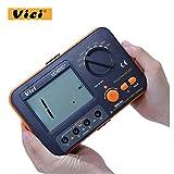 Vici Digital Milli-ohm Meter Resistance Tester 4