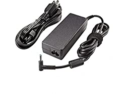 HP Original 90w Pavilion 17 Series 15-AK Series W5D55AA 709986-004 709986-002 753560-001 710413-001 (Blue Tip Connector Only) Laptop Charger AC Adapter Power Supply Cord
