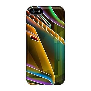 VWq13395zgFp Cases Covers, Fashionable Iphone 5/5s Cases - 3d Neon Colorful 32