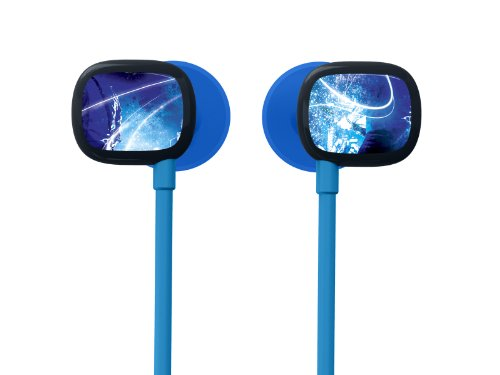 Ultimate Ears 100 Noise-Isolating Earphones – Blue Stage Blue/White Review