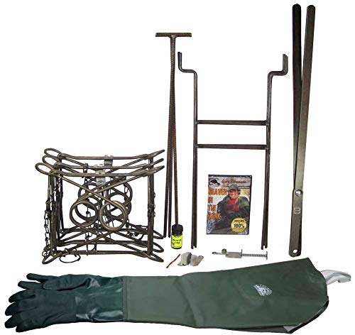 F&T Fur Harvester's Trading Post F&T Beaver Trapping Starter Kit - T-bar Stakes