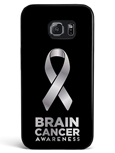 Inspired Cases Brain Cancer Awareness Ribbon Case for Galaxy S6