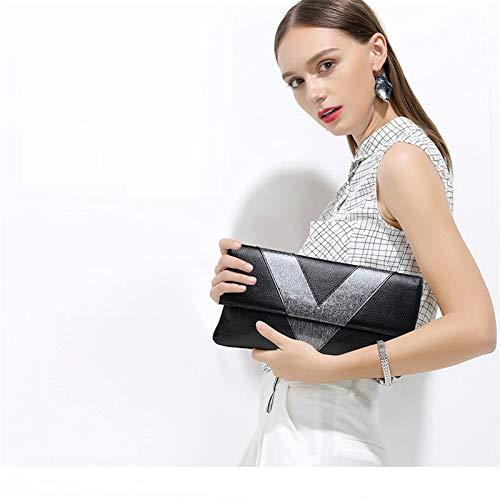 A Fashion Bracelet Sac fériés d'autres Pochette Sacs avec Parti soirée de Soirée 11x6inch Main à Et B pour Bal soirée de Enveloppe 29x16cm Jours RfqtAR