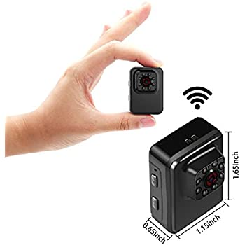 Amazon.com: Mini Hidden Camera Small Camera 1080P HD Motion ...