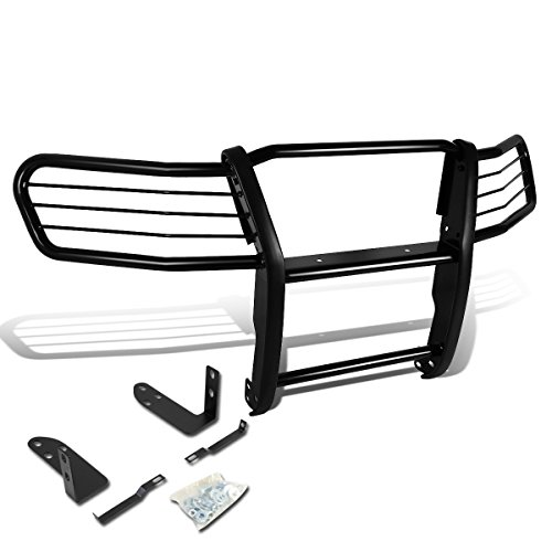 DNA MOTORING GRILL-G-037-BK Front Bumper Brush Grille Guard