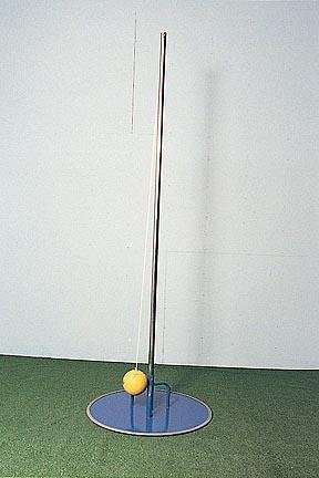 Indoor / Outdoor Tetherball Unit by TC Sports
