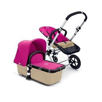 Amazon.com: Bugaboo 2011 Cameleon Stroller – Arena Base/Rosa ...